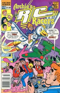 Archie's R/C Racers #4 (1990)