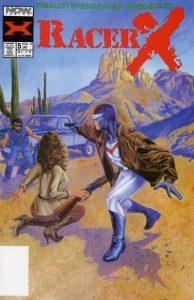 Racer X #5 (1990)