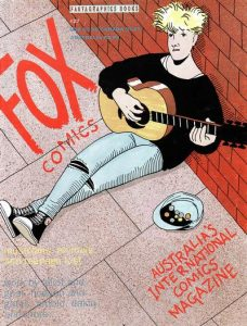 Fox Comics #27 (1990)