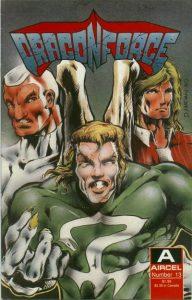 Dragonforce #13 (1990)