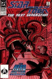 Star Trek: The Next Generation #4 (1990)