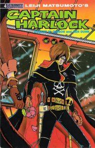 Captain Harlock #4 (1990)
