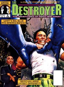 The Destroyer #4 (1990)