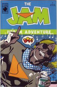 The Jam #2 (1990)