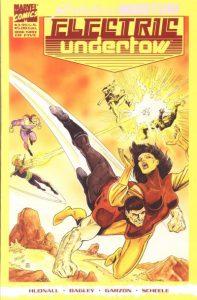 Strikeforce: Morituri Electric Undertow #3 (1990)