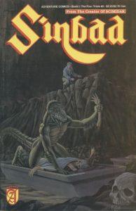 Sinbad #3 (1990)