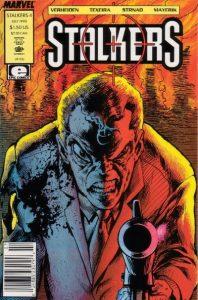 Stalkers #4 (1990)