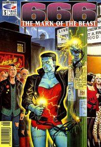 666 #5 (1990)