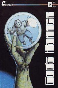 God's Hammer #2 (1990)