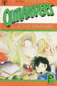 Outlanders #13 (1990)