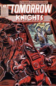 Tomorrow Knights #3 (1990)