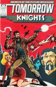 Tomorrow Knights #4 (1990)