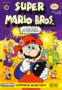 Super Mario Bros #5 (1990)