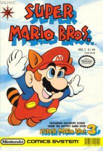 Super Mario Bros #1 (1990)