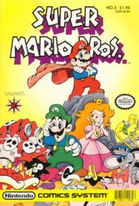 Super Mario Bros #3 (1990)