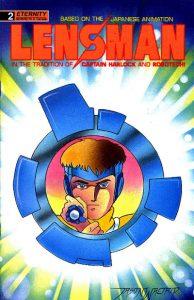 Lensman #2 (1990)