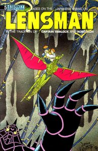 Lensman #5 (1990)