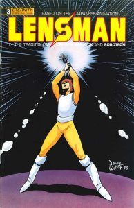 Lensman #3 (1990)