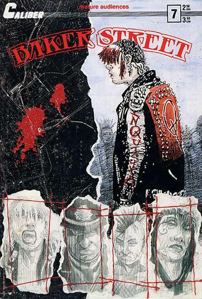 Baker Street #7 (1990)