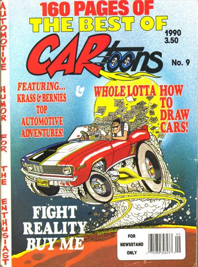 Best of CARtoons #9 (1990)