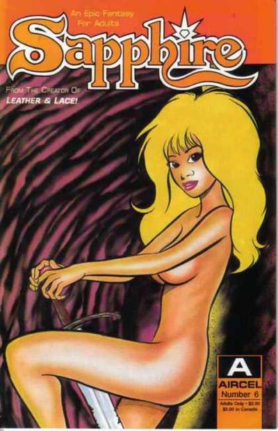 Sapphire #6 (1990)