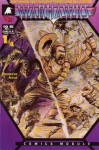 Warhawks Comics Module #1 (1990)