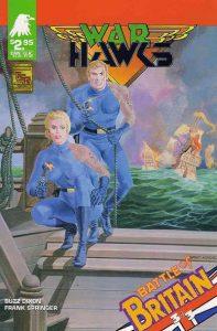 Warhawks Comics Module #9 (1990)