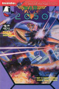 Warhawks Comics Module #6 (1990)