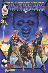 Warhawks Comics Module #3 (1990)