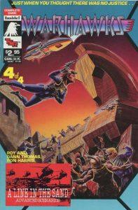 Warhawks Comics Module #4 (1990)