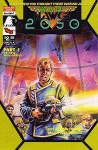 Warhawks Comics Module #5 (1990)