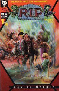 R.I.P. Comics Module #1 (1990)