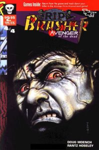 R.I.P. Comics Module #8 (1990)
