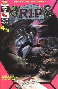 R.I.P. Comics Module #4 (1990)