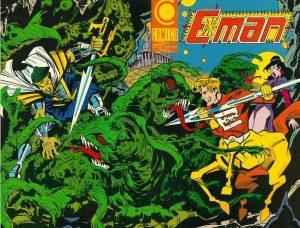 E-Man #2 (1990)