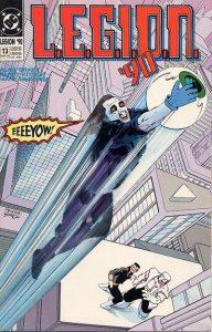 L.E.G.I.O.N. '90 #13 (1990)
