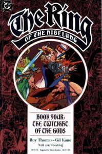 The Ring of the Nibelung #4 (1990)