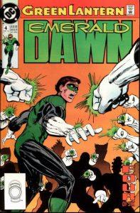 Green Lantern: Emerald Dawn #4 (1990)