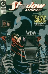 The Shadow Strikes! #7 (1990)