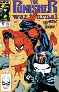 The Punisher War Journal #15 (1990)
