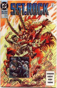Sgt. Rock Special #7 (1990)