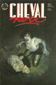 Cheval Noir #4 (1990)