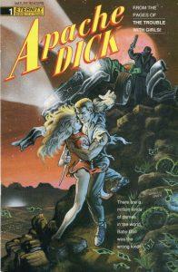 Apache Dick #1 (1990)