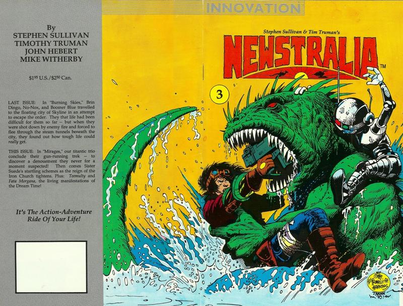 Newstralia #3 (1990)