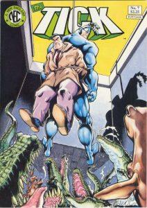 The Tick #7 (1990)