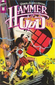 Hammer of God #1 (1990)