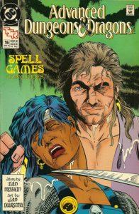 Advanced Dungeons & Dragons Comic Book #16 (1990)
