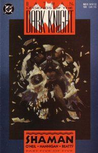 Batman: Legends of the Dark Knight #5 (1990)