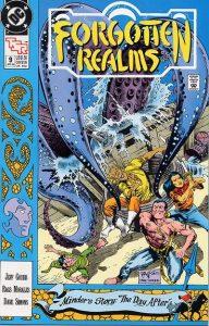 Forgotten Realms #9 (1990)