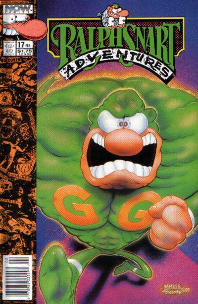 Ralph Snart Adventures #17 (1990)